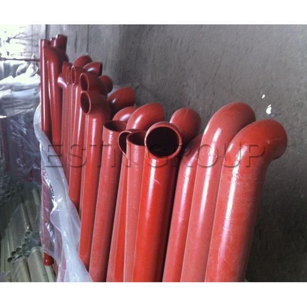 Packing of EN877 Pipes