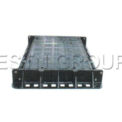 GRADE A1 MEDIUM DETY D.I. MANHOLE COVER AND FRAME
