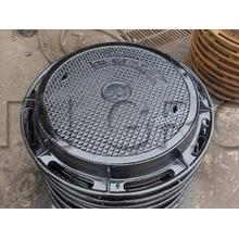 DN600 Ductile Iron Manhole Covers D400